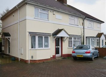 Thumbnail 3 bed semi-detached house to rent in Stonor Place, Headington, Oxford