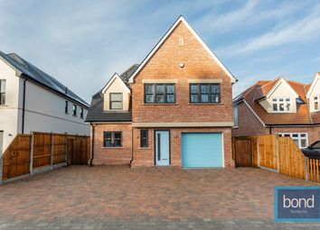 Thumbnail 5 bed detached house for sale in The Brooklands, Southend Road, Howe Green