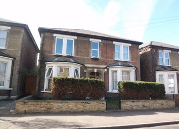 Thumbnail 1 bed flat to rent in Farquharson Road, Croydon