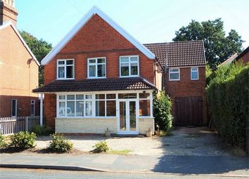 Thumbnail 4 bed detached house for sale in Fernhill Road, Farnborough, Hampshire