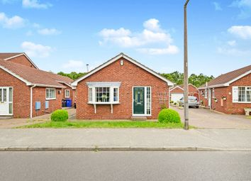 Thumbnail 3 bedroom detached bungalow for sale in Meadowfield Road, Barnby Dun, Doncaster