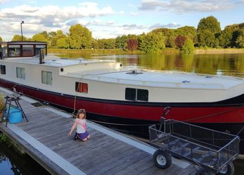 Thumbnail 2 bedroom houseboat for sale in River Brent Moorings, Ferry Quays, Brentford
