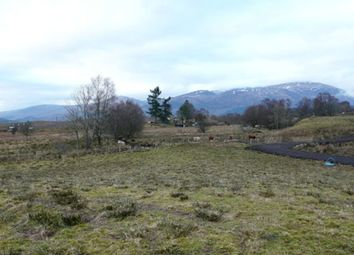 Thumbnail Land for sale in Plots 1 & 2 Stronaba, North Spean Bridge, Nr Fort William