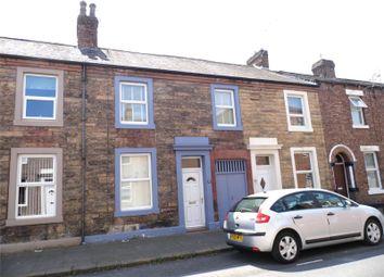 Thumbnail 3 bed terraced house for sale in 72 Trafalgar Street, Carlisle, Cumbria