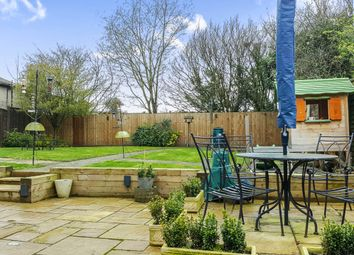 Thumbnail 4 bed semi-detached house for sale in The Street, Burton, Chippenham