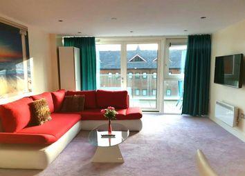Thumbnail 2 bedroom flat to rent in Huntingdon Street, Nottingham