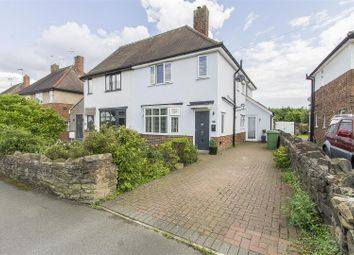 Thumbnail 3 bed semi-detached house for sale in Yew Tree Drive, Somersall, Chesterfield