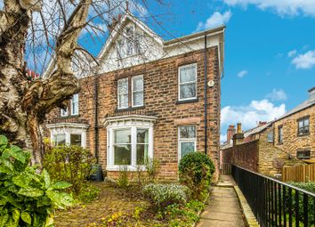 4 bed semi-detached house for sale in Whirlowdale Road, Sheffield S7