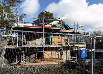 Thumbnail 4 bed detached house for sale in Ponc Y Fron, Llangefni