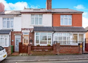 Thumbnail 2 bedroom terraced house for sale in Ironbridge Lane, Southsea