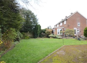 Thumbnail 3 bed semi-detached house for sale in Ranelagh Crescent, Ascot, Berkshire