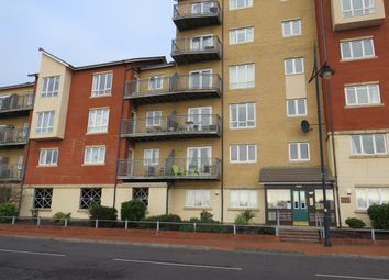 Thumbnail 1 bed flat for sale in Y Rhodfa, Barry