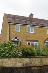 Thumbnail 3 bed end terrace house to rent in Castle Rise, Castle Cary, Somerset