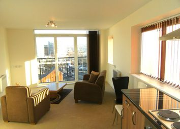 Thumbnail 1 bed flat to rent in Ecclesall Heights, William Street, Ecclesall