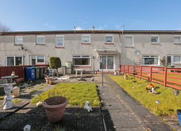 Thumbnail 3 bedroom terraced house for sale in Edmiston Drive, Linwood
