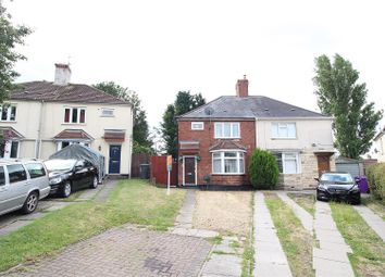 Thumbnail 3 bed semi-detached house for sale in Perry Avenue, Wolverhampton