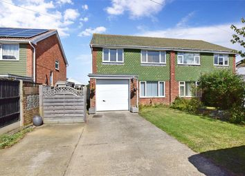Thumbnail 4 bed semi-detached house for sale in Charleston Close, Hayling Island, Hampshire