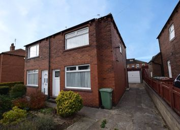 Thumbnail 3 bed semi-detached house for sale in Leysholme Drive, Leeds, West Yorkshire