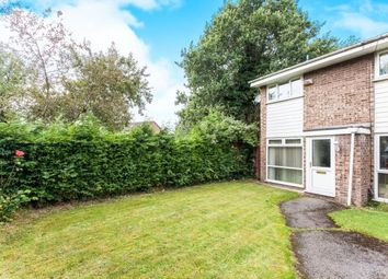 Thumbnail 2 bed end terrace house for sale in Armstrong Close, Birchwood, Warrington, Cheshire