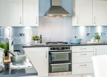 """Thumbnail 4 bedroom detached house for sale in """"Cullen"""" at Kildean Road, Stirling"""