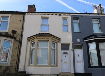 Thumbnail 4 bedroom terraced house to rent in Clinton Avenue, Blackpool, Lancashire
