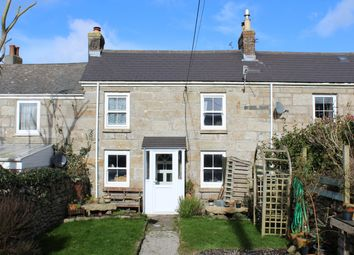 Thumbnail 3 bed cottage for sale in Boscaswell Village, Pendeen