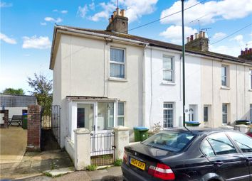Thumbnail 2 bed end terrace house for sale in Beaconsfield Road, Wick, Littlehampton