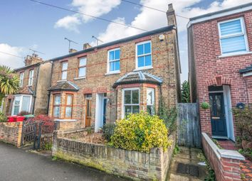 Thumbnail 3 bed semi-detached house for sale in Ragstone Road, Slough