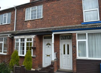 Thumbnail 3 bed terraced house to rent in Fishtoft Road, Fishtoft, Boston