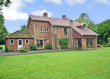 Thumbnail 4 bed detached house for sale in Lees Court Road, Sheldwich, Faversham, Kent