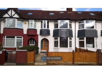 Thumbnail 4 bed terraced house to rent in Lucien Road, London