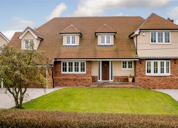 Thumbnail 5 bed detached house for sale in South Hanningfield Road, South Hanningfield, Chelmsford