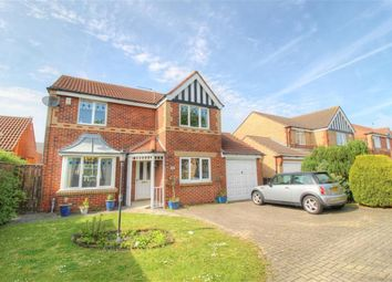 Thumbnail 4 bed detached house for sale in Bluebell Close, Gateshead