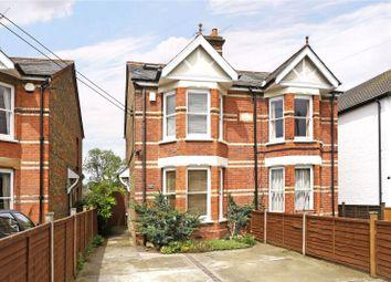 3 bed semi-detached house for sale in Furlong Road, Bourne End, Buckinghamshire SL8