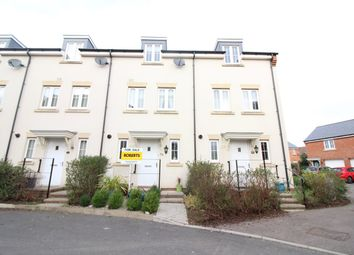 Thumbnail 3 bed town house for sale in Seymour Way, Magor, Caldicot