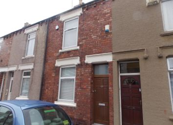 Thumbnail 4 bedroom terraced house for sale in Errol Street, Middlesbrough
