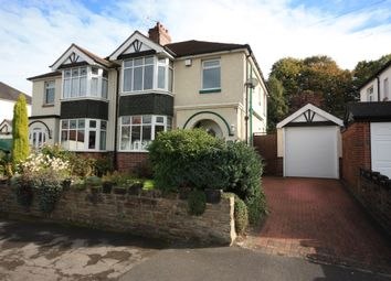 Thumbnail 3 bed semi-detached house for sale in Park Avenue, Clough Hall, Kidsgrove, Stoke-On-Trent