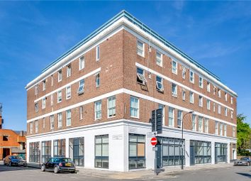 Thumbnail 1 bed flat to rent in Crabtree Hall, Rainville Road, London