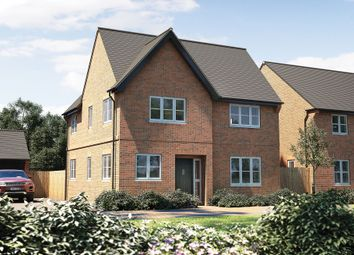 Thumbnail 4 bedroom detached house for sale in Parkers Road, Leighton, Crewe