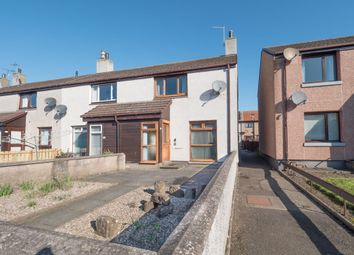 Thumbnail 2 bed end terrace house for sale in Little Nursery, Montrose