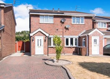 Thumbnail 2 bed semi-detached house for sale in Aragon Close, Lydiate, Liverpool, Merseyside