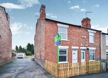 Thumbnail 2 bed terraced house for sale in Alexander Terrace, Pinxton, Nottingham