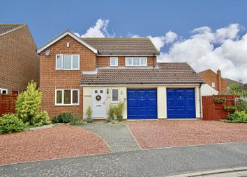 Thumbnail 4 bed detached house for sale in The Sycamores, Bluntisham, Cambridgeshire.
