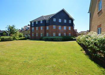 Thumbnail 2 bed flat for sale in Carter Close, Hawkinge, Folkestone