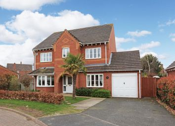 Thumbnail 5 bed detached house for sale in Dulwich Grange, Bratton, Telford