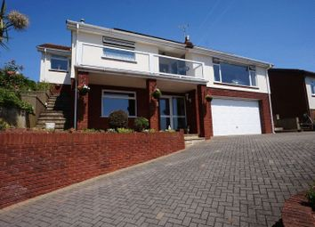 Thumbnail 4 bed detached house for sale in Wheatlands Road, Paignton