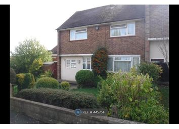 Thumbnail 3 bed semi-detached house to rent in Scott Road, Gravesend
