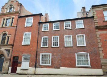 Thumbnail 2 bed flat for sale in Plumptre Street, Nottingham