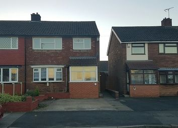 Thumbnail 3 bed semi-detached house to rent in Shelsley Avenue, Oldbury
