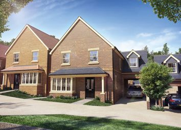 Thumbnail 4 bed detached house for sale in Bewick Green, Wing, Leighton Buzzard